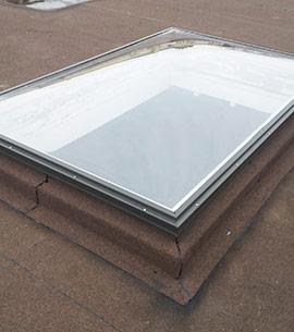 Commercial Skylight Installation
